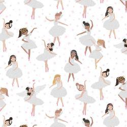 dear Stella, katoen, cotton, ballerina