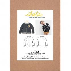 Jules bomber Jacket